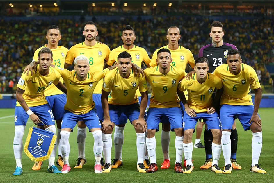 Seleções da Copa de 2018 - Brasil e Costa Rica - Redação Virtual ... 059af6aa0b4b8