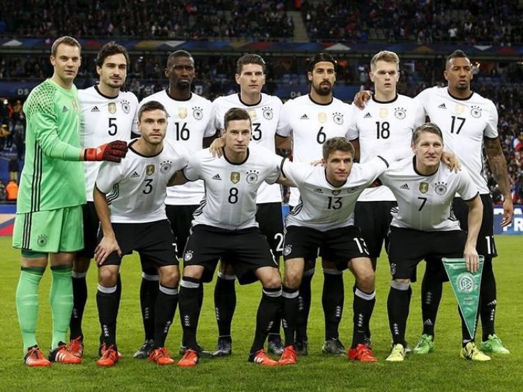 Seleções da Copa de 2018 - Alemanha e México - Redação Virtual Mackenzie 487f80da29228