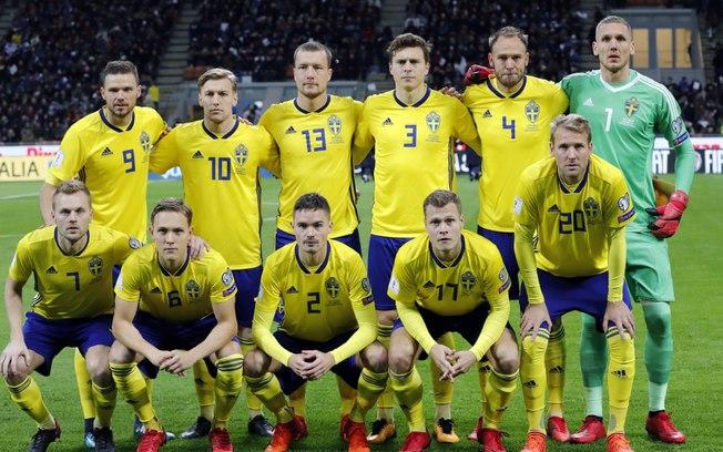 50753a4d55 Seleções da Copa de 2018 - Suécia e Coreia do Sul - Redação Virtual ...